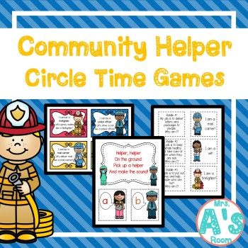 Community Helpers Songs for Preschool
