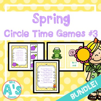 Spring Animal Movement Game