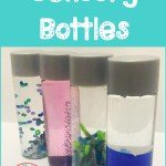 Four Easy-to-Make Sensory Bottles