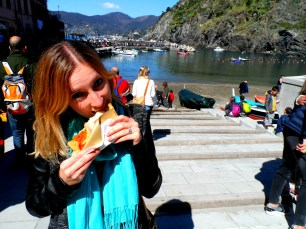 Where to eat in Vernazza