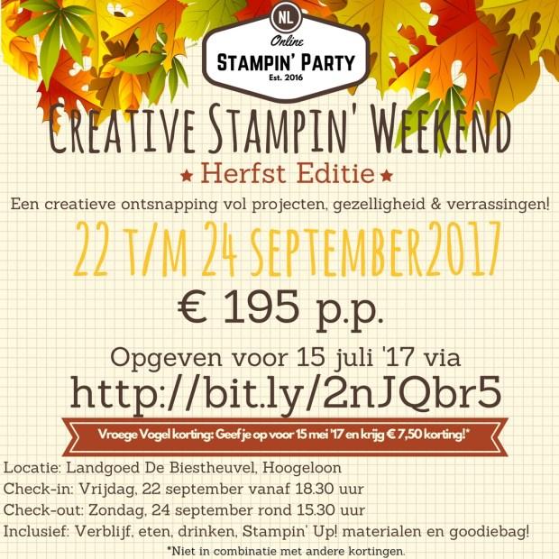 creative-stampin-weekend-najaar