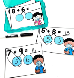 Why Are Number Bonds in Kindergarten So Important? – Mrs. B's Beehive [ 960 x 957 Pixel ]