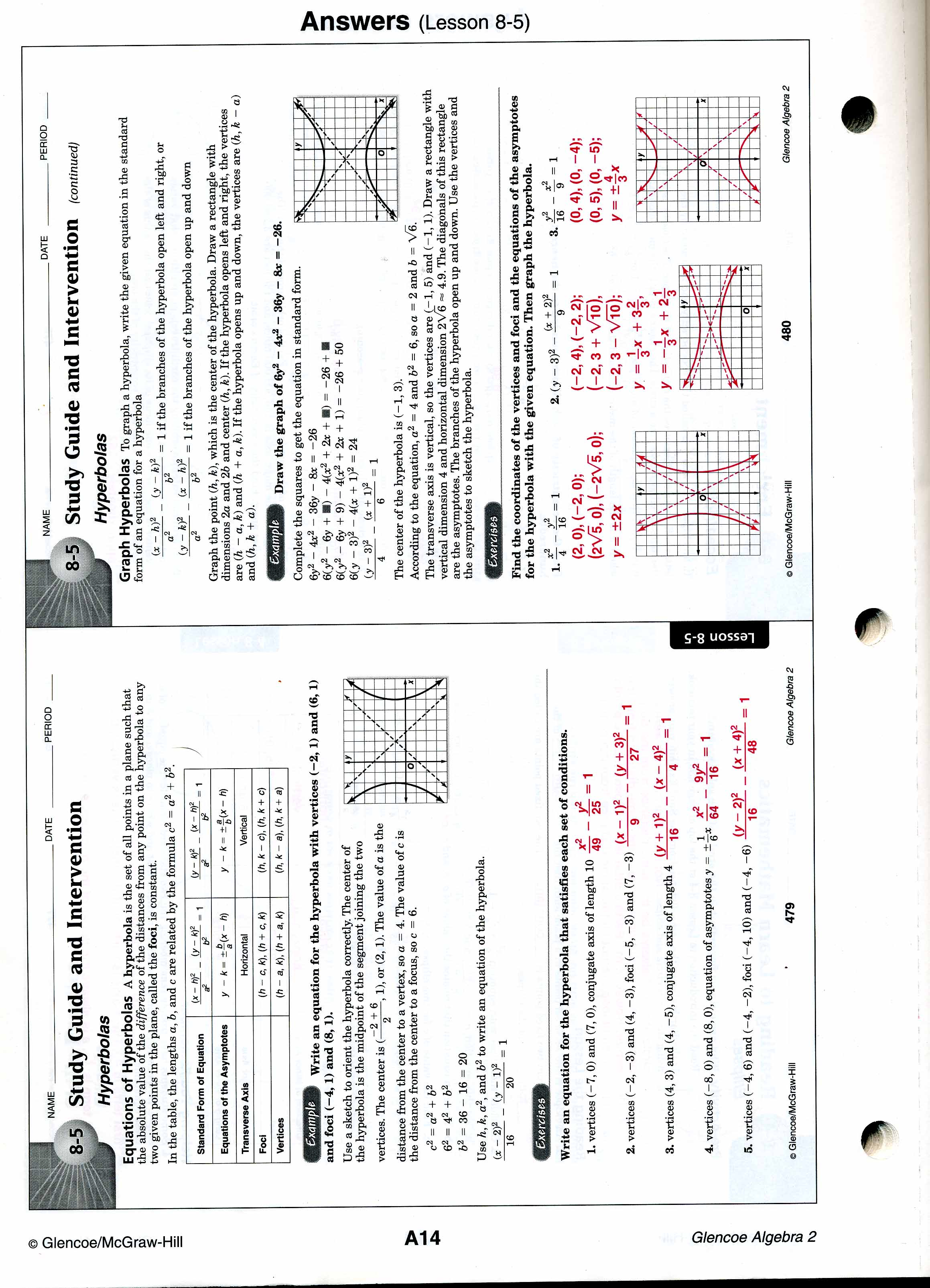 Mrscabral Algebra 2 Worksheet Answers