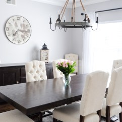 Tufted Dining Room Chairs Ikea Office My Room... | Mrscasual