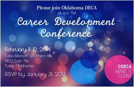 DECA CDC Invite