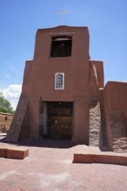 San Miguel Mission.
