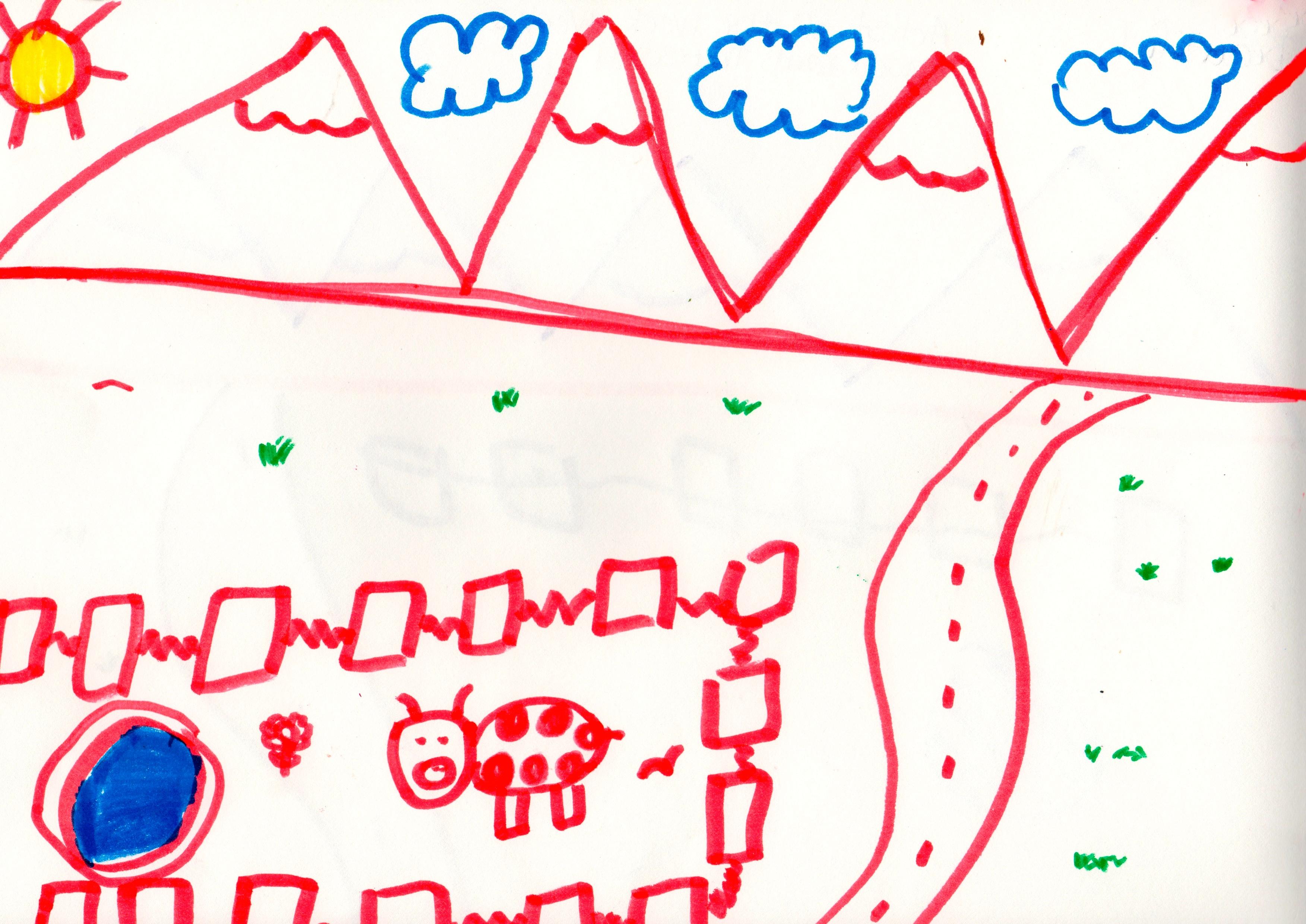 Hillcrest Elementary Second Grade Artists