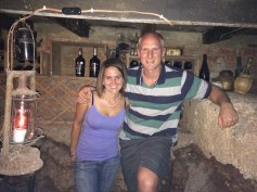 A lucky visit to the cellar