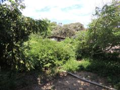 View from our camp - that is the ablution block