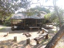 Communcal area for Tents