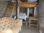 Inside of Stone Cottage