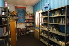 Library in one container