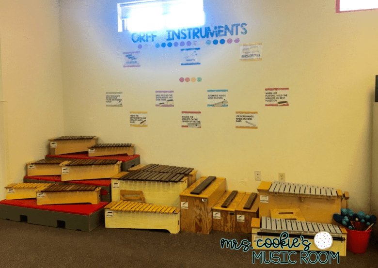 Orff Instruments