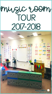 Music Room Tour 2017-2018
