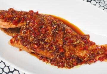 Resep Ikan Goreng Bumbu Pedas