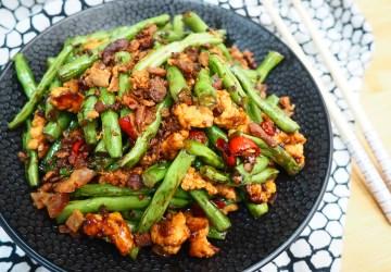 Mrs. Culinary: Resep Tumis Buncis Daging Cincang