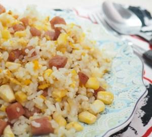 Resep Nasi Goreng Telur tanpa kecap