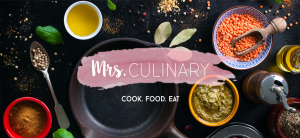 Sharing Mrs. Culinary Recipes