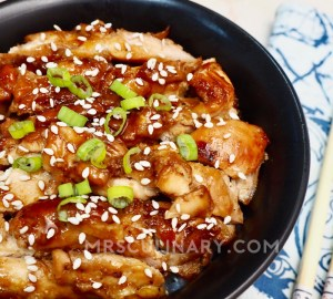 Resep Ayam Teriyaki by Mrs. Culinary