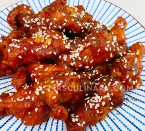Resep Chicken Wings by Mrs. Culinary
