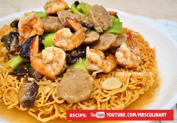Resep Ifumie Goreng by Mrs Culinary