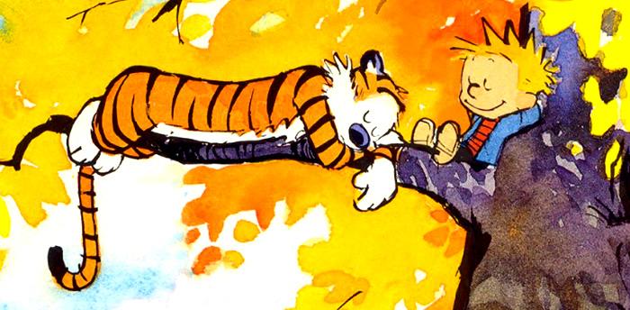 Calvin And Hobbes Fall Wallpaper November 2012 Mrscwhite