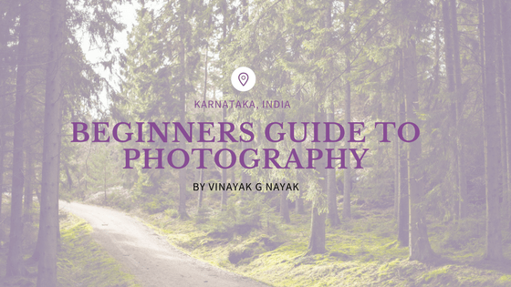 beginners guide to photo