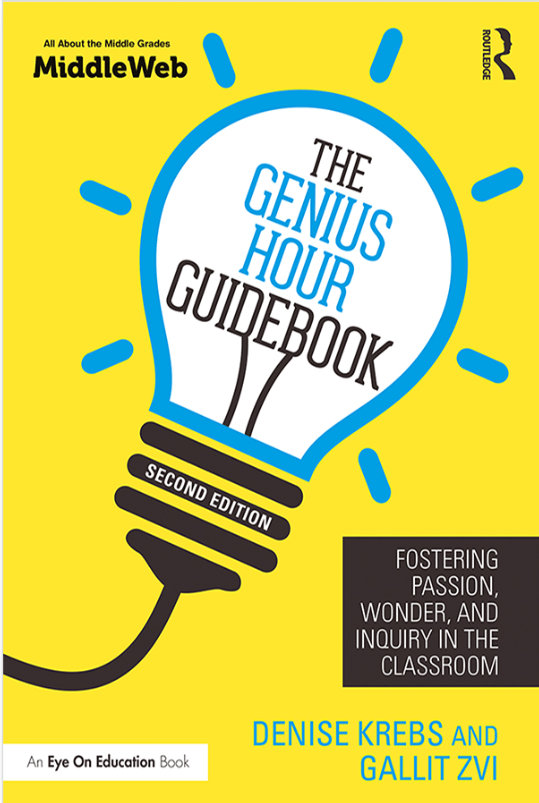 Second Edition of Genius Hour Guidebook