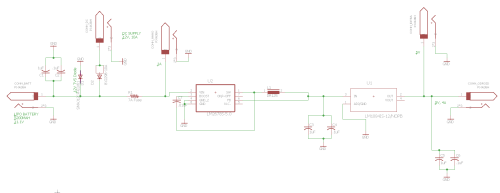 small resolution of power distribution board rev 1 schematic pdb schematic