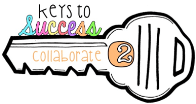 Another key to success is collaborating.