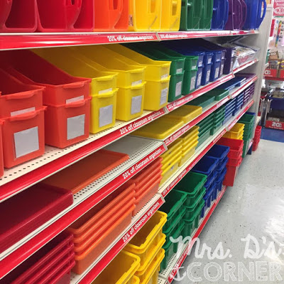 As a special education teacher, there are a lot of things we need. But this is a list of 25 things that we MUST have to help us manage the classroom and survive. List of special ed must haves blog post at Mrs. D's Corner.