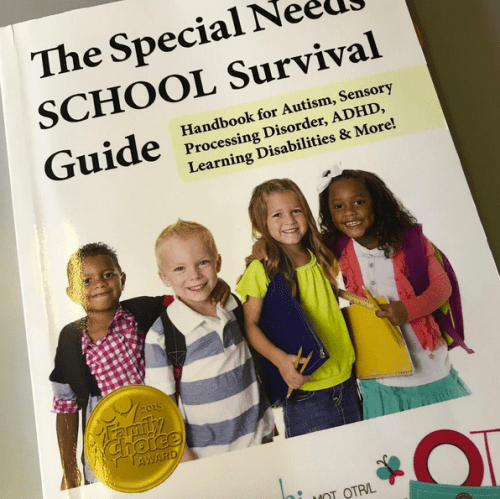 Special needs school survival guide. Professional Development books for teachers to read. Helpful books for teachers and parents of students with special needs. Reviews and blog post at Mrs. D's Corner.