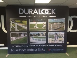 Large Format Exhibition Banner Design
