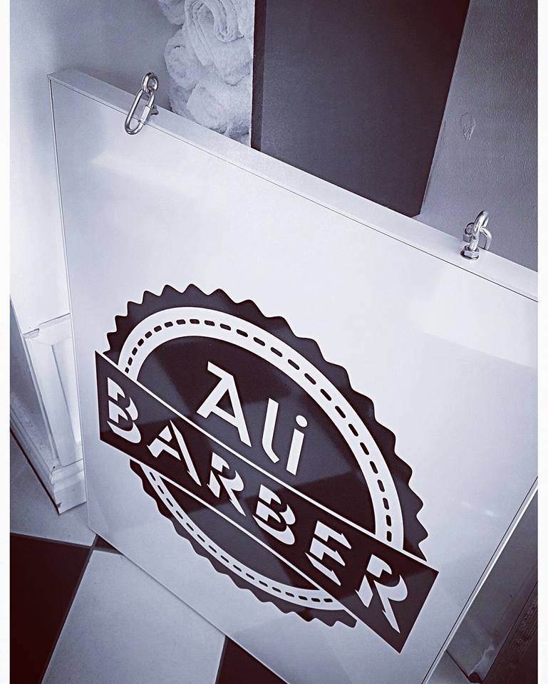 Ali Barber Sign