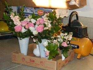 Wedding Flowers | Mrs. Fancee