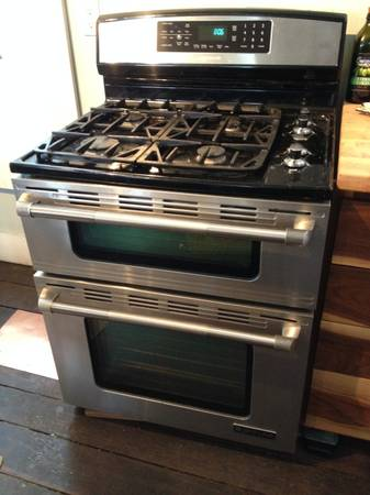 Craigslist Oven For 375 Buy Gently Used Stainless Steel Appliances On Craigslist To Get A