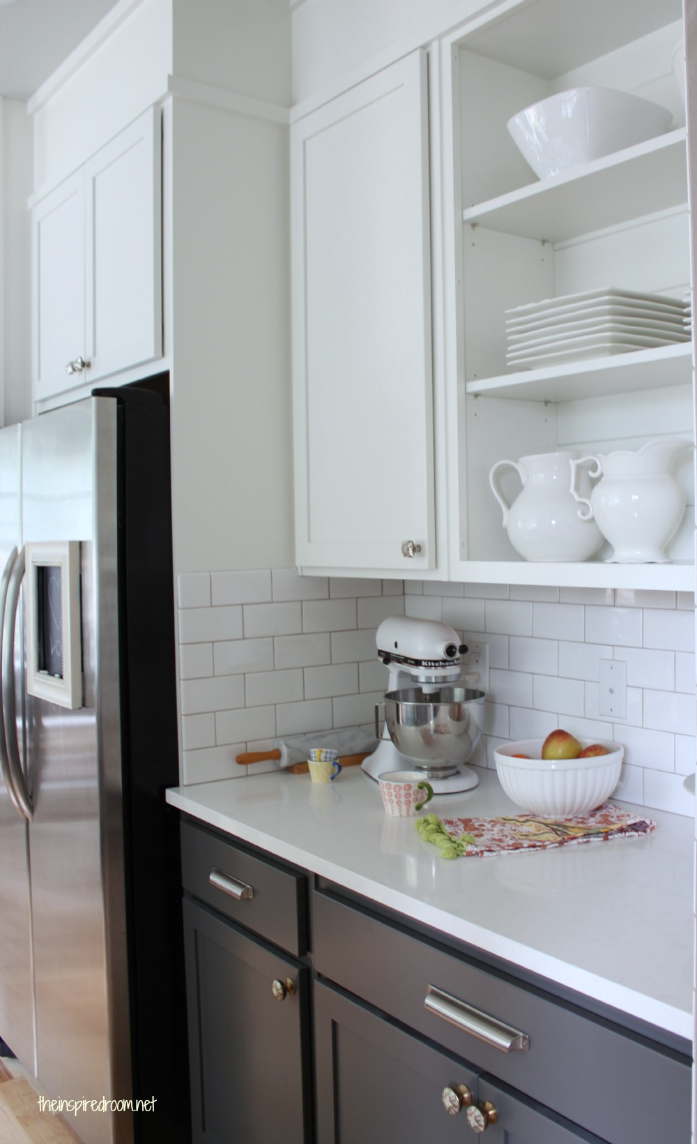 how to do a total kitchen reno for under $6,000 - mrs. fancee