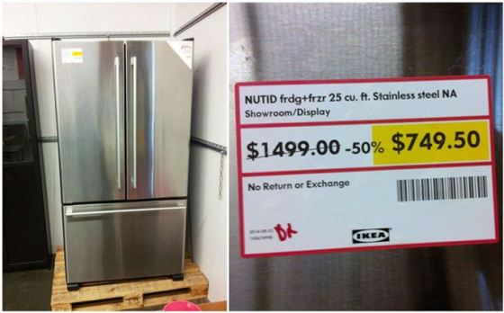 Deals and Steals!     Searching the As-Is Section of Ikea for some great finds     Mrs. Fancee