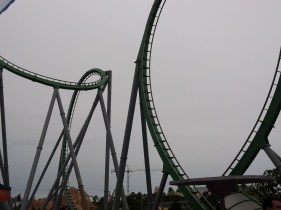 This ride was crazy...