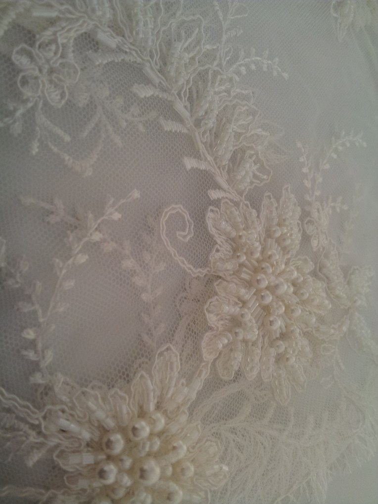 Wedding fabric