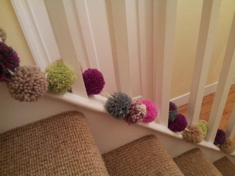 Decs for the stairs