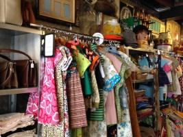A great vintage shop in Bruges