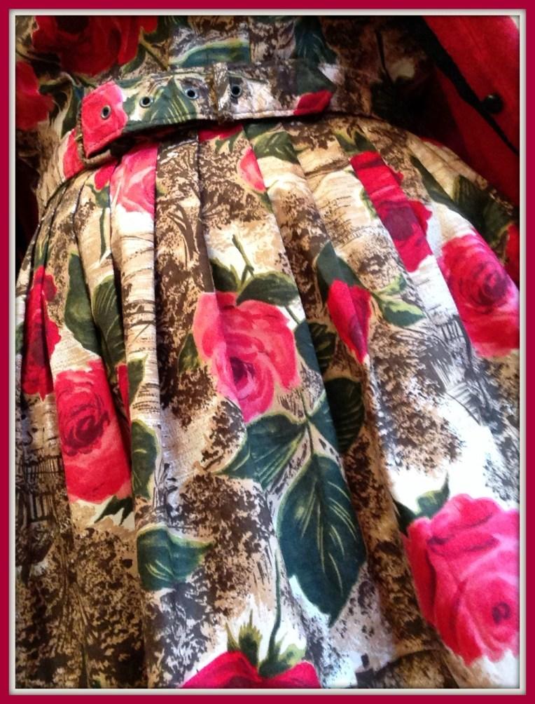 Pretty fabric