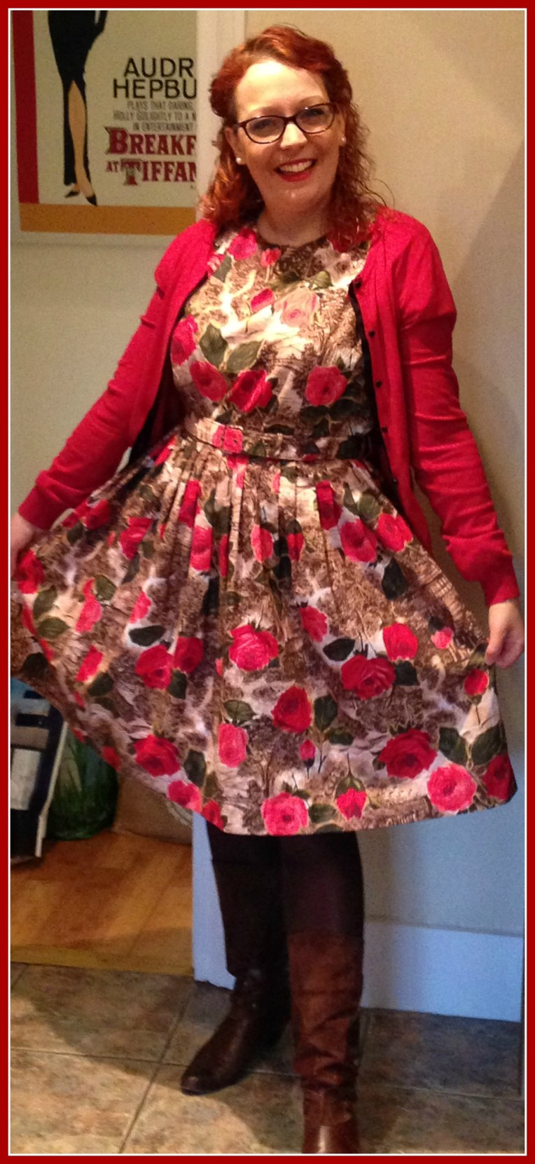 Love my new dress