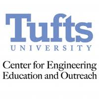 Logo for Tufts University Center for Engineering Education and Outreach