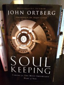 Books for the graduate: Soul Keeping