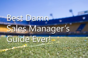 Sales Manager's Course