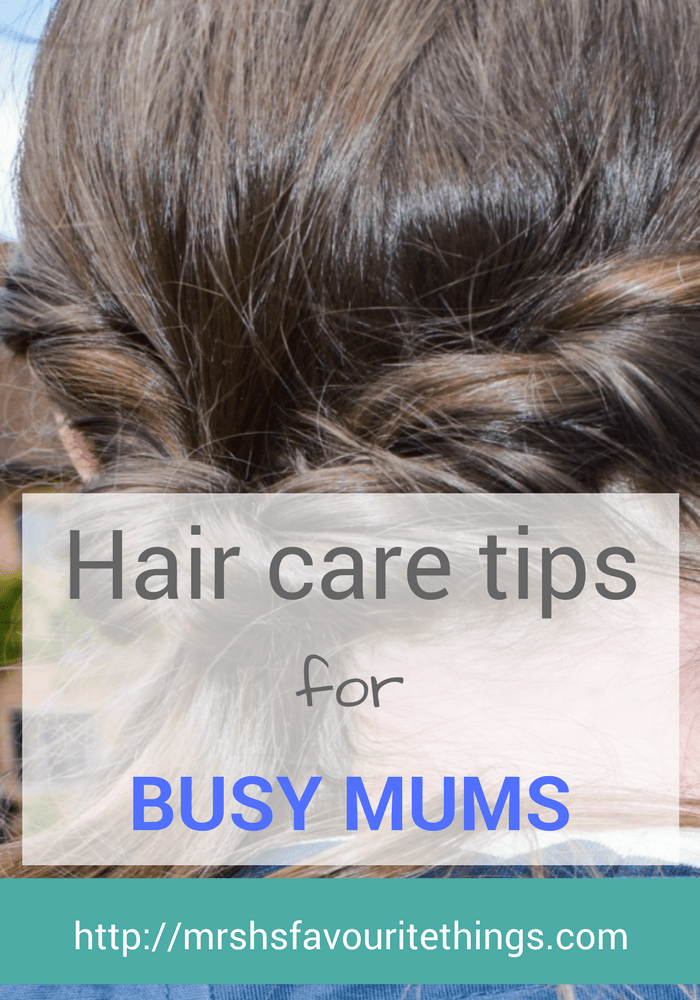 Are you a busy mum? Do you rush around like a headless chicken most of the time? I imagine spending time styling your hair is not a priority. But you still want to look good? Then check out my Fabulous Hair Care Tips For Busy Mums. These are my tried and trusted methods of making my hair looks as fab as possible, while still making sure that my brood and I can get out of the house on time.