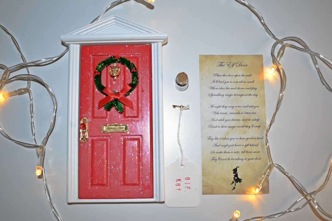 Flitterbee Christmas Elf Door - A Review