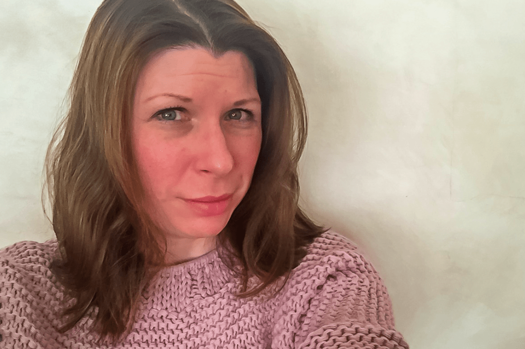 A photograph of a brunette woman looking at the camera with a slight smile on her face - Antidepressants and Me - My Story of Taking Antidepressants - Mrs H's favourite things